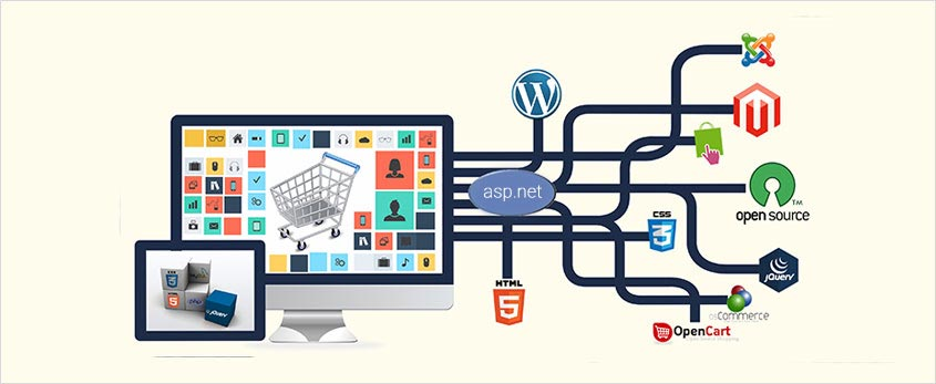 E-commerce Website Design and Development Company in Noida, Delhi, NCR